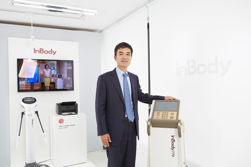 Inbody – бренд №1 во всем мире среди анализаторов тела