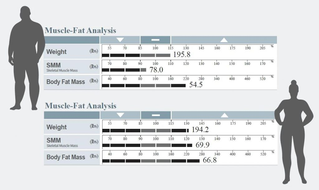 Как подобрать свой оптимальный состав тела