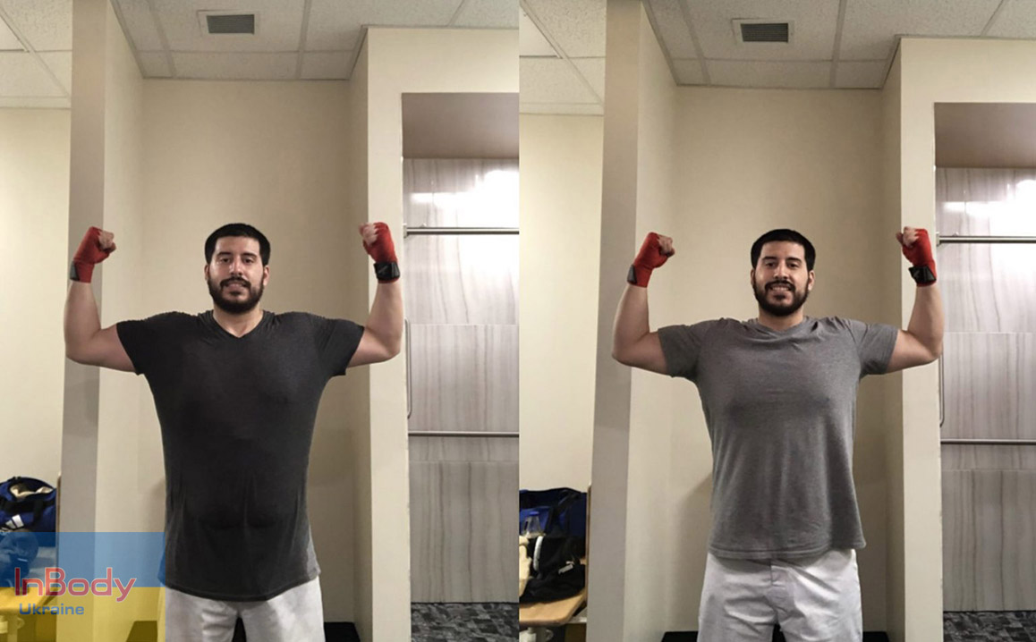 Grand InBody Challenge - Сосредоточься на результате. История трансформации тела одного человека благодаря отслеживанию динамики изменения показателей состава тела на медицинском анализаторе InBody