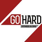 Логотип фитнес-центра GoHard