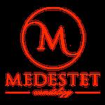 логотип косметологии Медэстет
